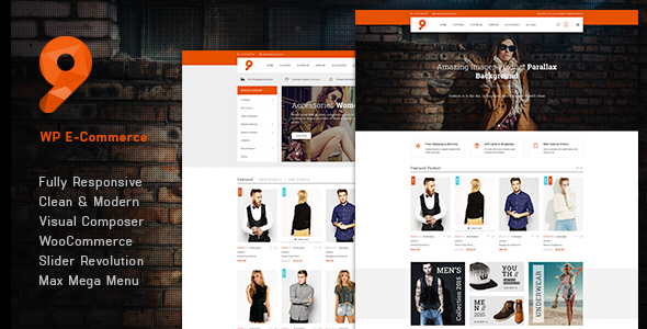 9 Fashion Preview Wordpress Theme - Rating, Reviews, Preview, Demo & Download