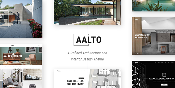 Aalto Preview Wordpress Theme - Rating, Reviews, Preview, Demo & Download