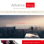 Advance Blog