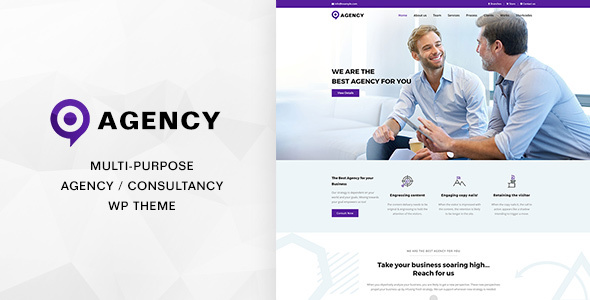 Agencies Preview Wordpress Theme - Rating, Reviews, Preview, Demo & Download
