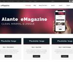 Alante EMagazine