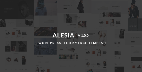 Alesia Preview Wordpress Theme - Rating, Reviews, Preview, Demo & Download