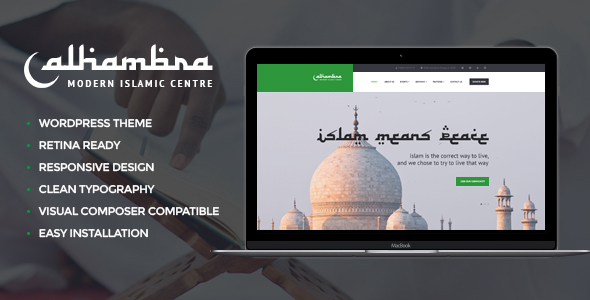 Alhambra Preview Wordpress Theme - Rating, Reviews, Preview, Demo & Download