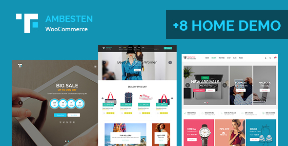 Ambesten Preview Wordpress Theme - Rating, Reviews, Preview, Demo & Download