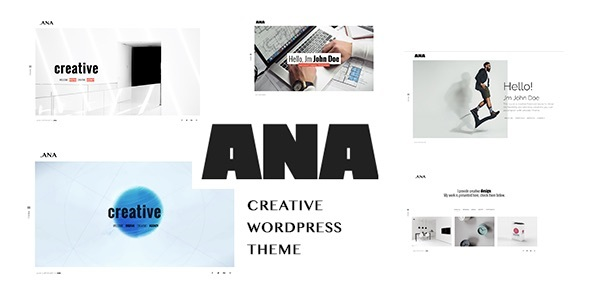 Ana Preview Wordpress Theme - Rating, Reviews, Preview, Demo & Download