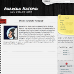 Anarcho Notepad