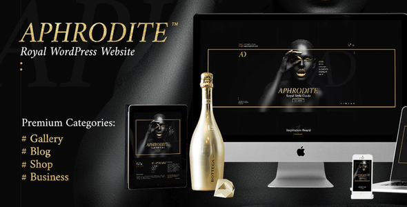 Aphrodite Preview Wordpress Theme - Rating, Reviews, Preview, Demo & Download