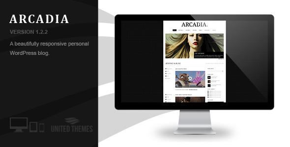 Arcadia Preview Wordpress Theme - Rating, Reviews, Preview, Demo & Download