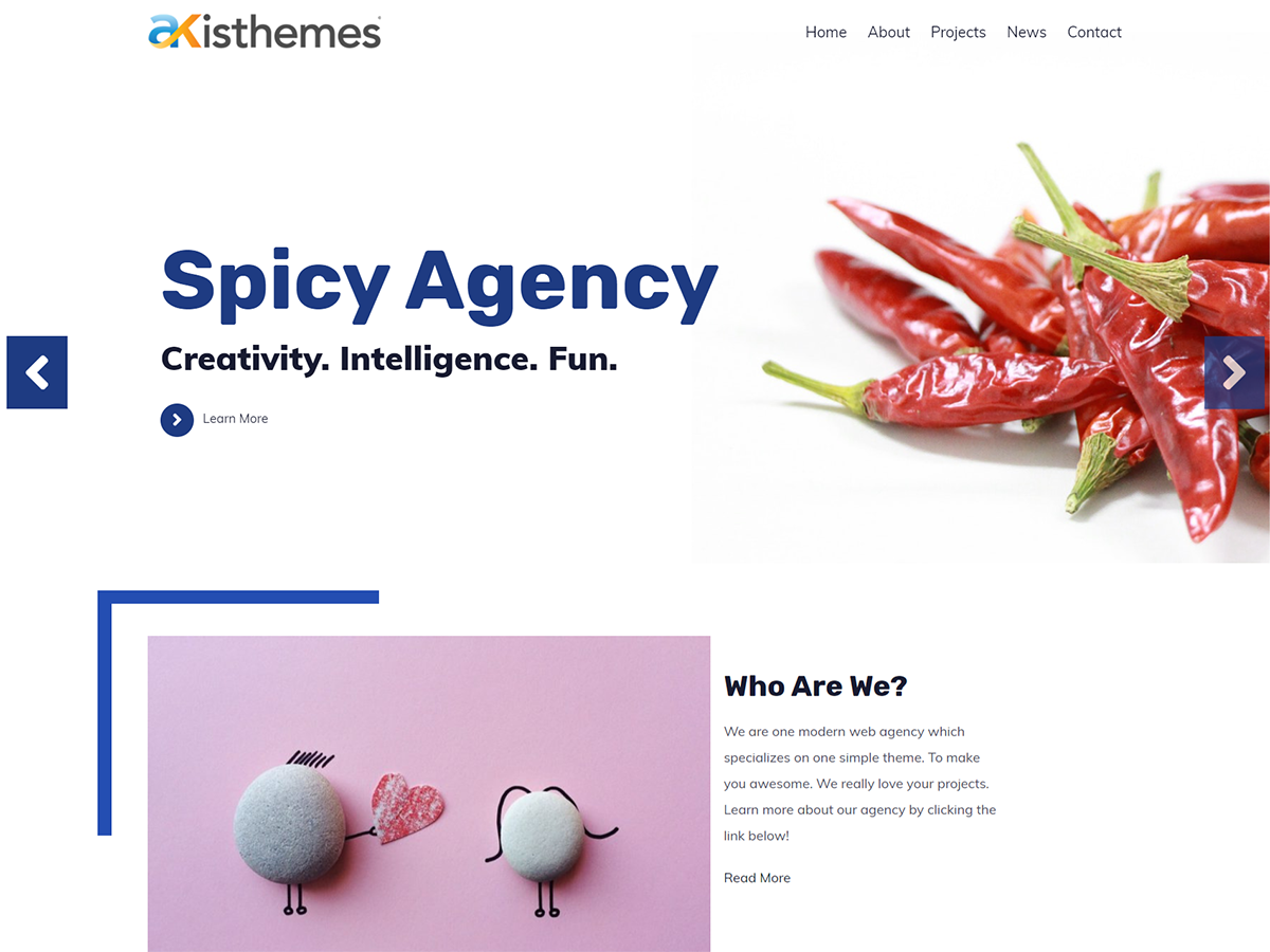 Atlast Agency Preview Wordpress Theme - Rating, Reviews, Preview, Demo & Download