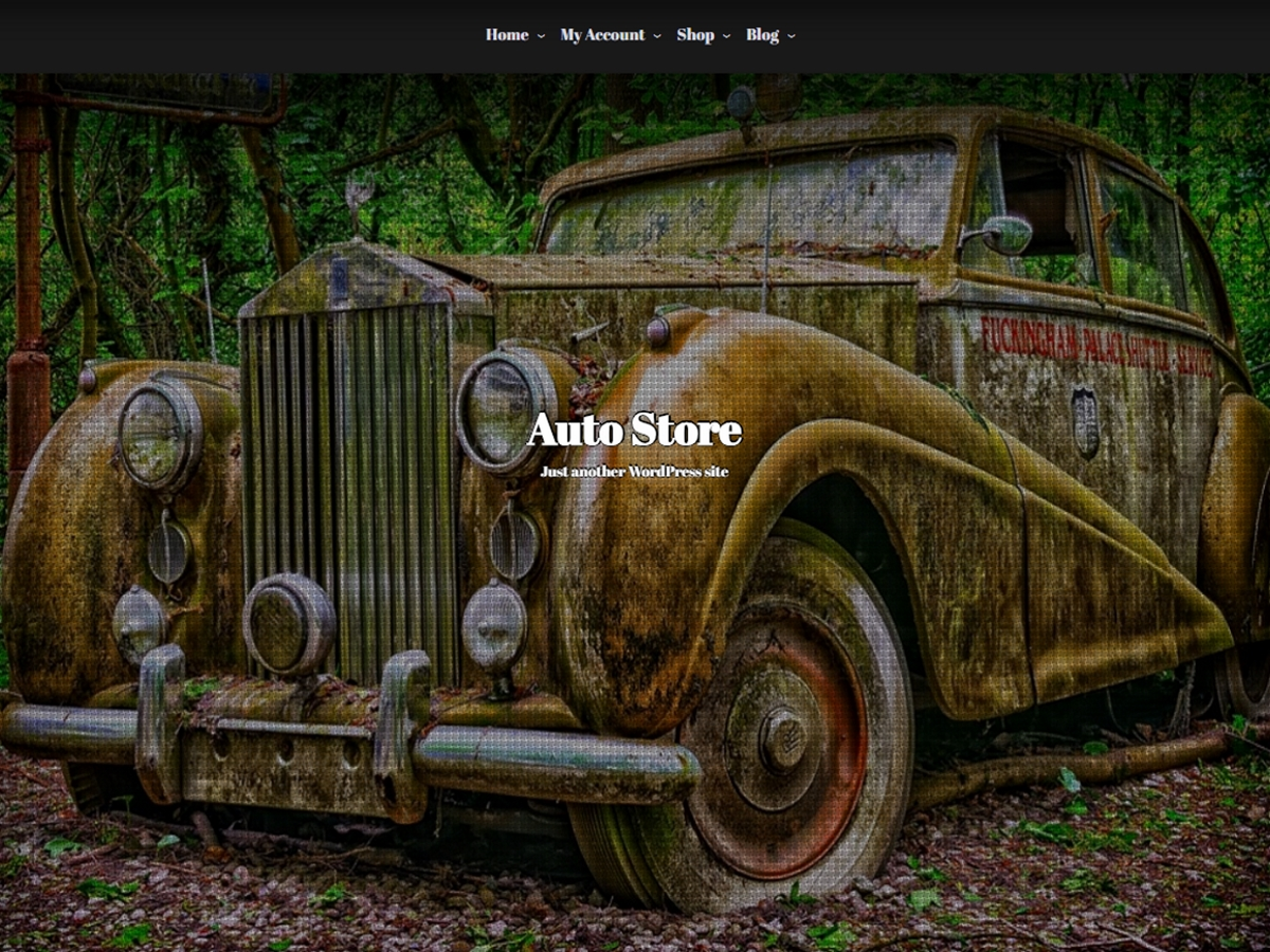 Auto Store Preview Wordpress Theme - Rating, Reviews, Preview, Demo & Download