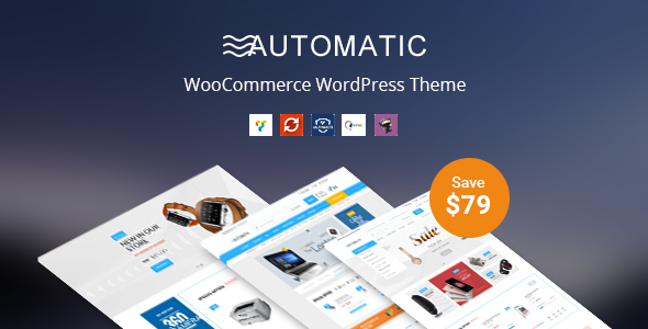 Automatic Preview Wordpress Theme - Rating, Reviews, Preview, Demo & Download