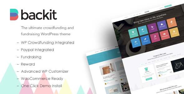 Backit Preview Wordpress Theme - Rating, Reviews, Preview, Demo & Download