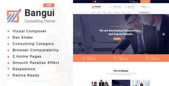 Bangui Preview Wordpress Theme - Rating, Reviews, Preview, Demo & Download