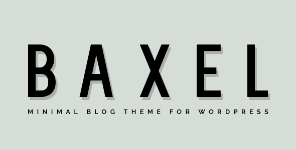 Baxel Preview Wordpress Theme - Rating, Reviews, Preview, Demo & Download