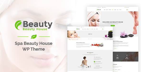 Beautyhouse Preview Wordpress Theme - Rating, Reviews, Preview, Demo & Download
