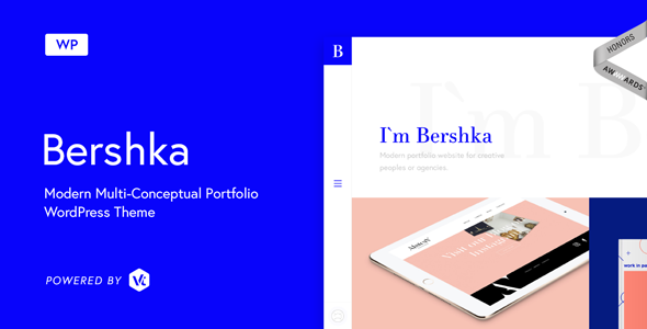 Bershka Preview Wordpress Theme - Rating, Reviews, Preview, Demo & Download