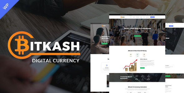Bitkash Preview Wordpress Theme - Rating, Reviews, Preview, Demo & Download