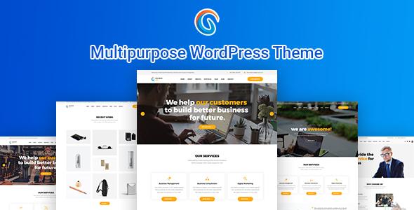 BizCop Preview Wordpress Theme - Rating, Reviews, Preview, Demo & Download