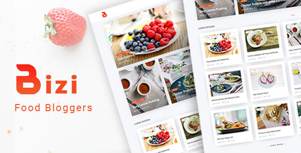 Bizi Preview Wordpress Theme - Rating, Reviews, Preview, Demo & Download
