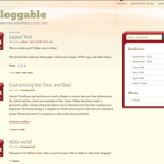 Bloggable