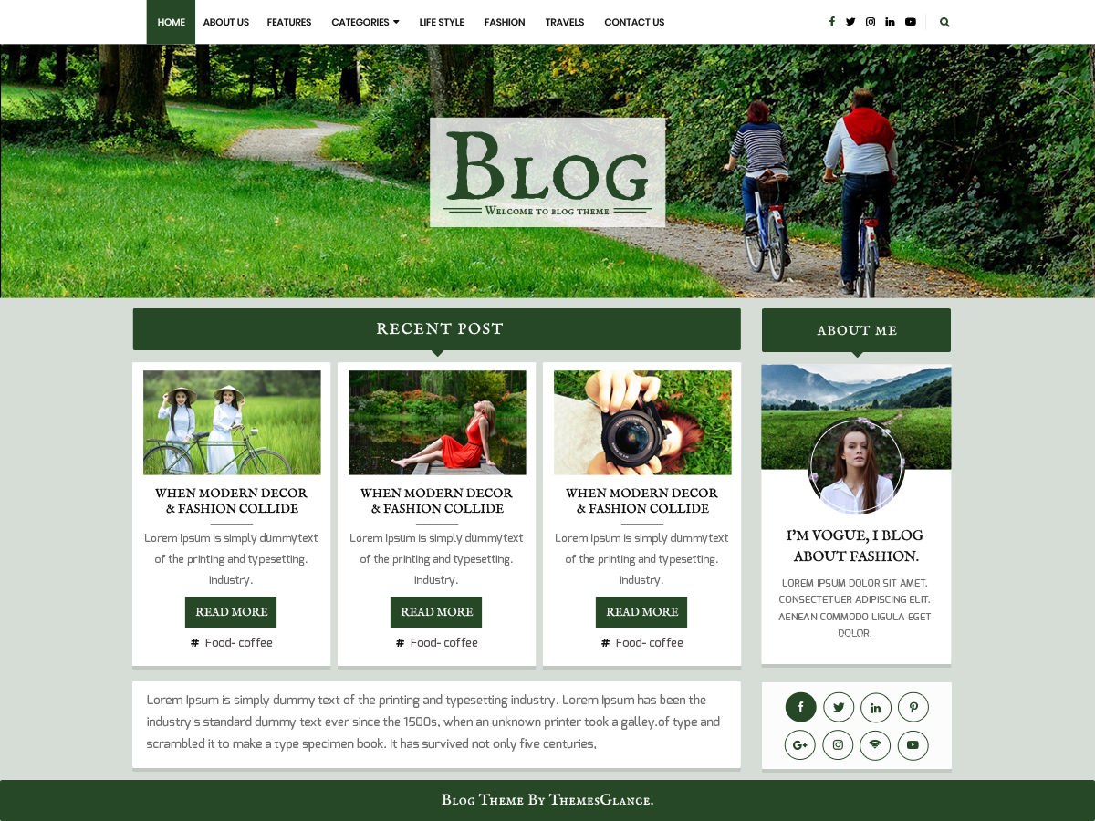 Blogger Base Preview Wordpress Theme - Rating, Reviews, Preview, Demo & Download