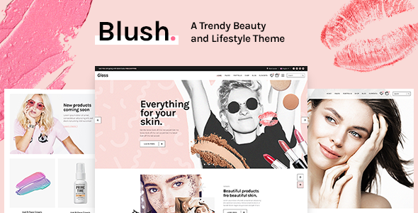 Blush Preview Wordpress Theme - Rating, Reviews, Preview, Demo & Download