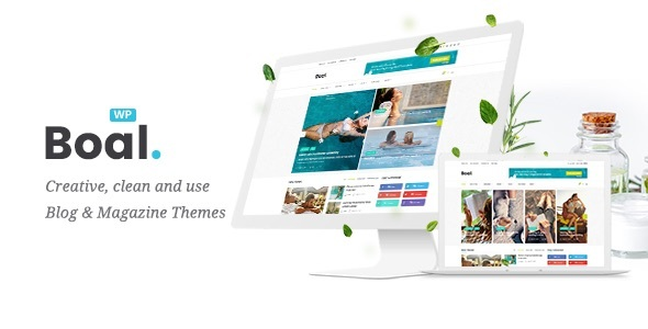 Boal Preview Wordpress Theme - Rating, Reviews, Preview, Demo & Download