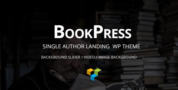 BookPress Single Preview Wordpress Theme - Rating, Reviews, Preview, Demo & Download