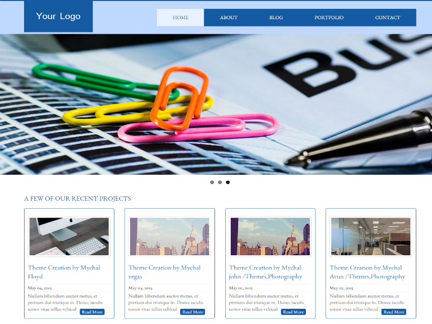 Business Group Preview Wordpress Theme - Rating, Reviews, Preview, Demo & Download