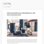 Cafe Blog