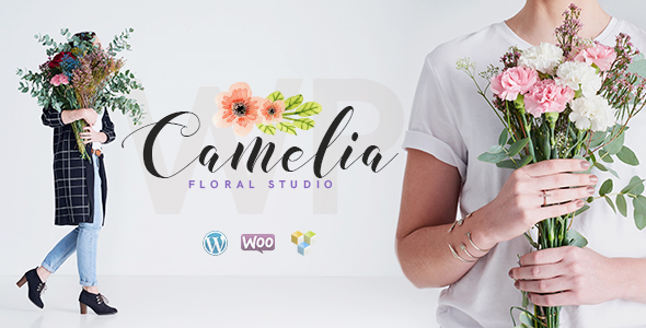 Camelia Preview Wordpress Theme - Rating, Reviews, Preview, Demo & Download