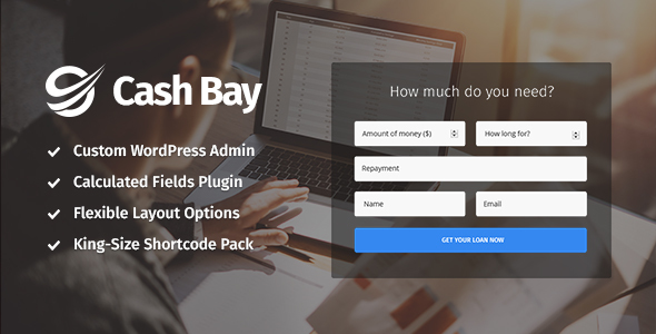 Cash Bay Preview Wordpress Theme - Rating, Reviews, Preview, Demo & Download