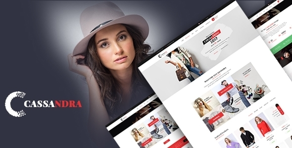 Cassandra Preview Wordpress Theme - Rating, Reviews, Preview, Demo & Download