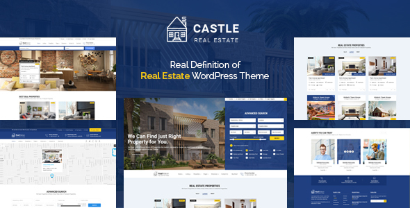 Castle Preview Wordpress Theme - Rating, Reviews, Preview, Demo & Download