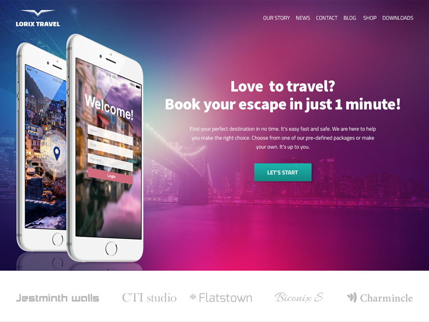 Clarina Preview Wordpress Theme - Rating, Reviews, Preview, Demo & Download