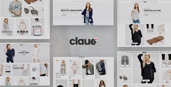 Claue Preview Wordpress Theme - Rating, Reviews, Preview, Demo & Download
