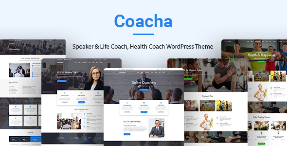 Coacha Health Preview Wordpress Theme - Rating, Reviews, Preview, Demo & Download