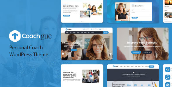Coachgue Preview Wordpress Theme - Rating, Reviews, Preview, Demo & Download