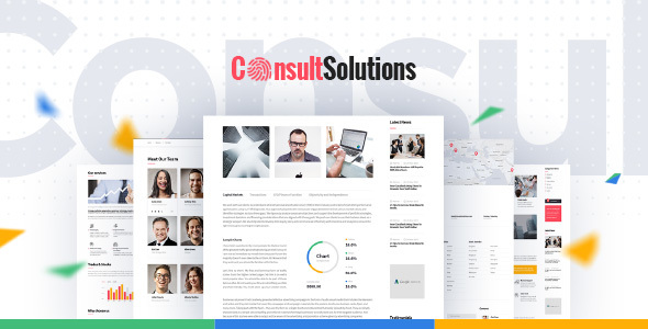 Consult Solution Preview Wordpress Theme - Rating, Reviews, Preview, Demo & Download
