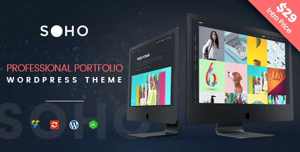 Creative Portfolio Preview Wordpress Theme - Rating, Reviews, Preview, Demo & Download