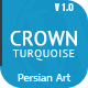 Crown Turquoise