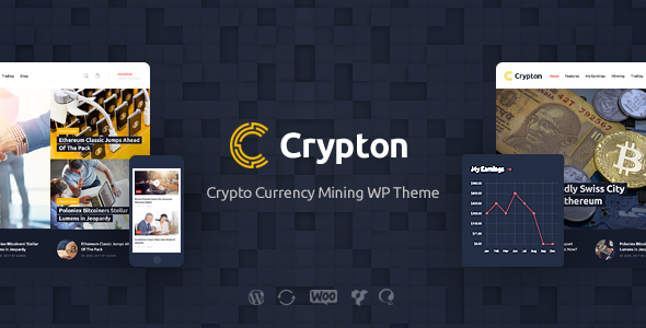 Crypton Preview Wordpress Theme - Rating, Reviews, Preview, Demo & Download