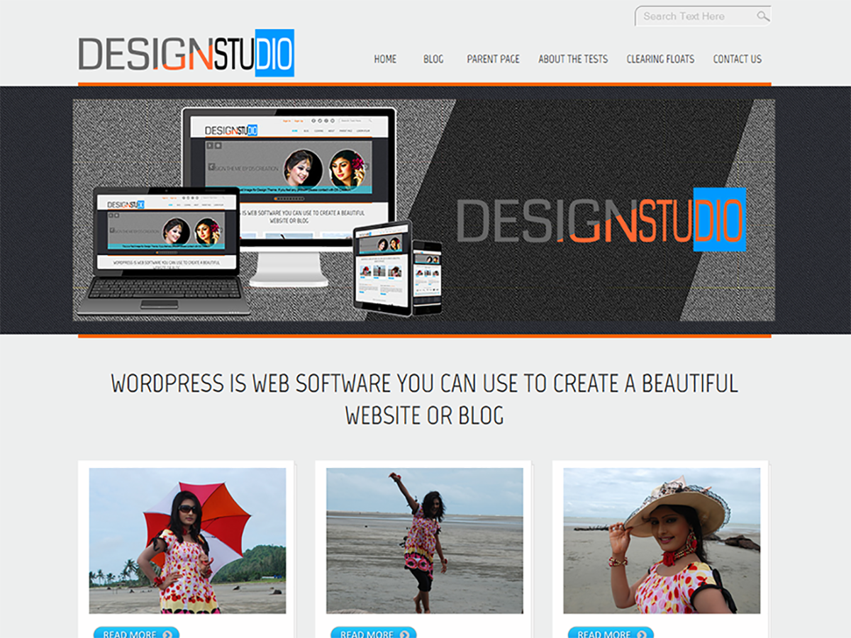 D5 Design Preview Wordpress Theme - Rating, Reviews, Preview, Demo & Download