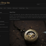 Dark Shop