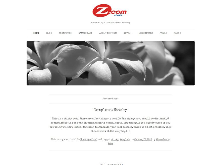 De Naani Preview Wordpress Theme - Rating, Reviews, Preview, Demo & Download