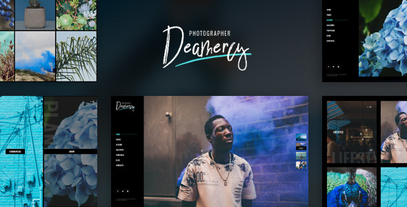 Deamercy Preview Wordpress Theme - Rating, Reviews, Preview, Demo & Download