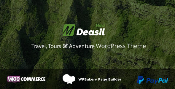 Deasil Preview Wordpress Theme - Rating, Reviews, Preview, Demo & Download