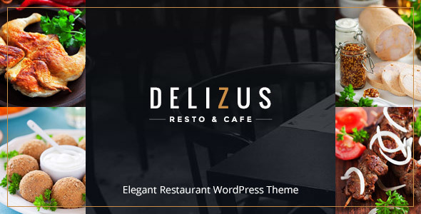 Delizus Preview Wordpress Theme - Rating, Reviews, Preview, Demo & Download