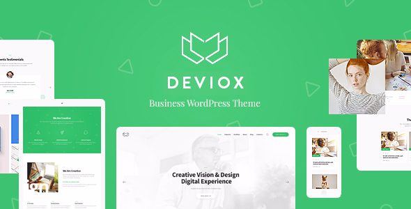 Deviox Preview Wordpress Theme - Rating, Reviews, Preview, Demo & Download