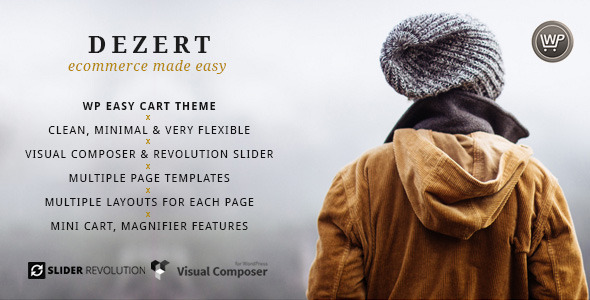 Dezert Preview Wordpress Theme - Rating, Reviews, Preview, Demo & Download